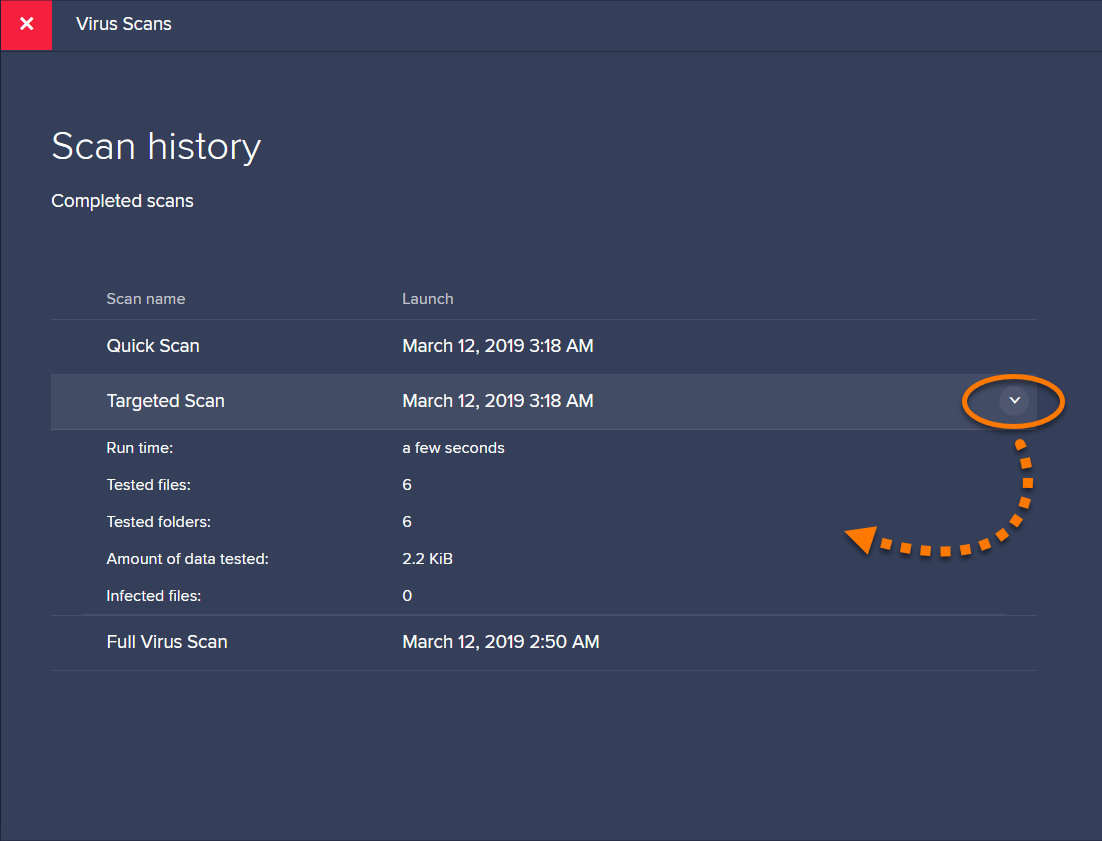 Scanning your PC for viruses with Avast Antivirus   Official
