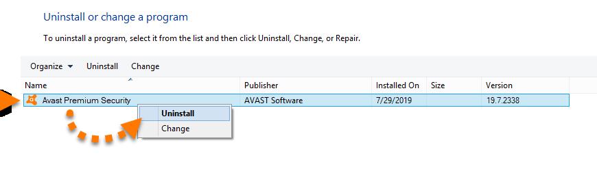Repairing Avast Antivirus | Official Avast Support