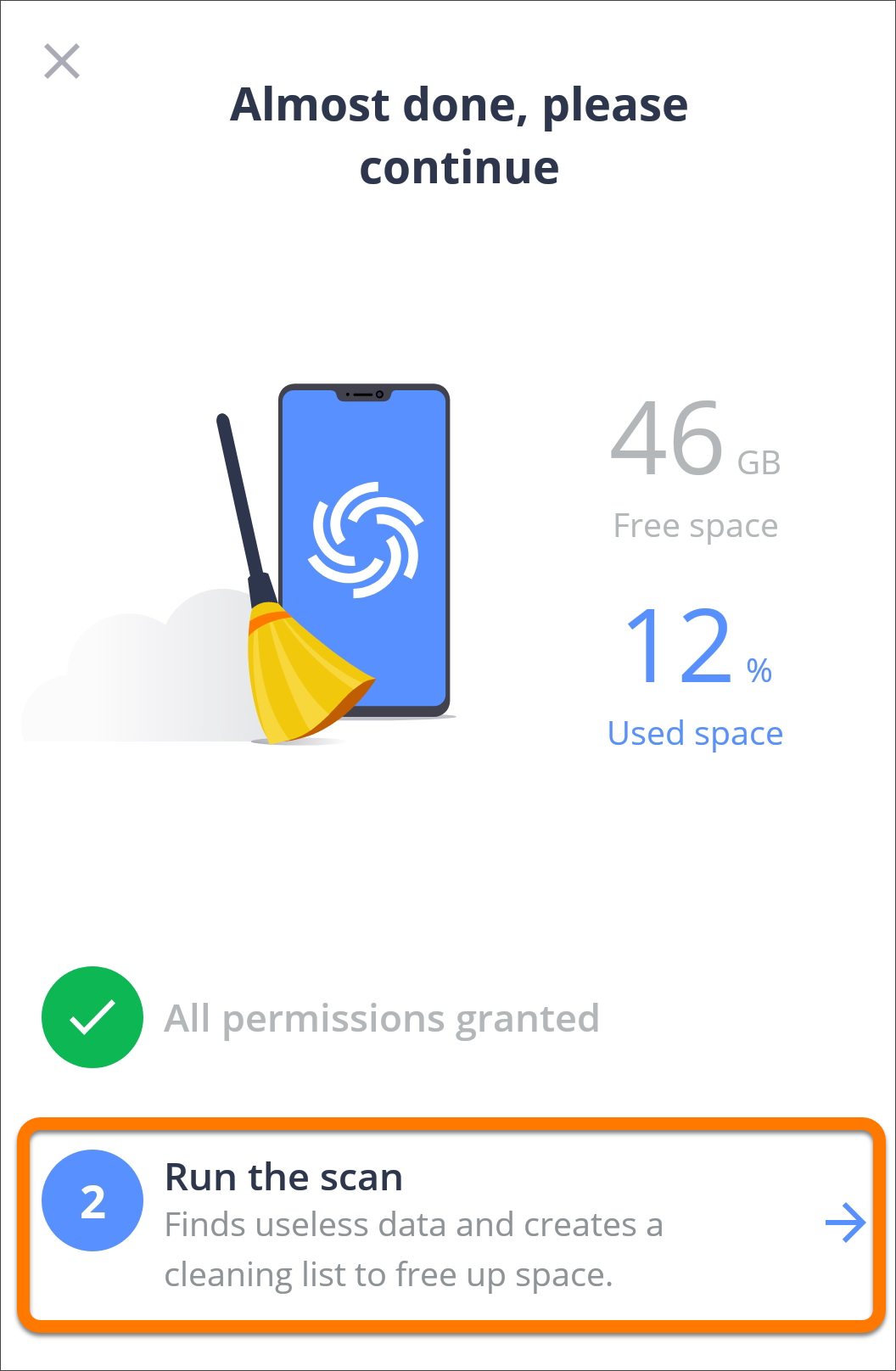 Avast Cleanup for Android - Getting Started | Official Avast