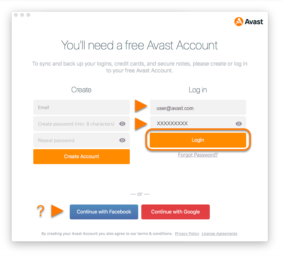 Avast logs mac | Avast Free Mac Security Review: Our Top Free Pick