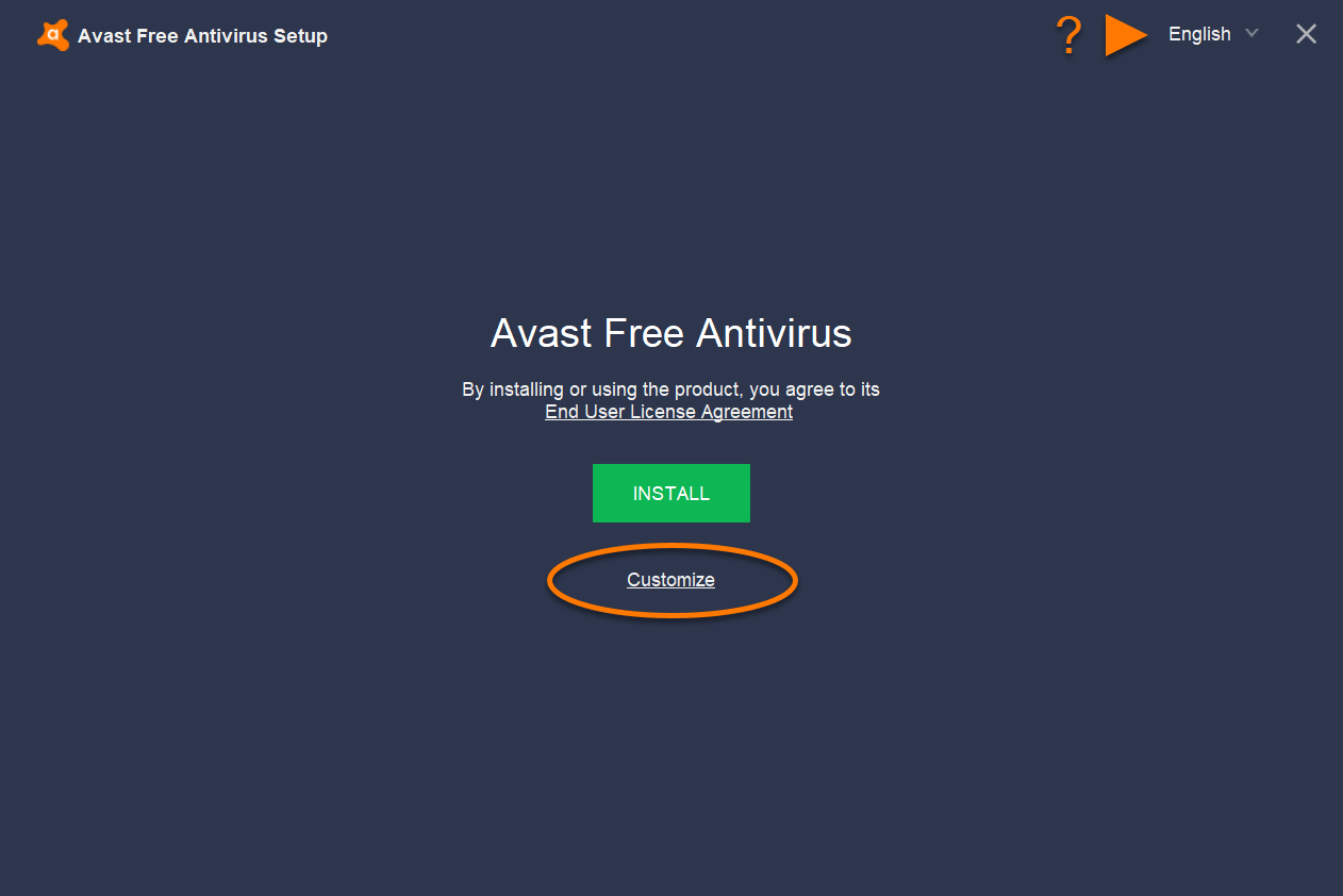 avast antivirus installer for pc