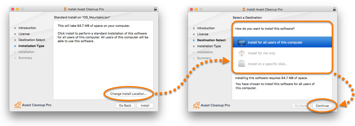 avast clean up download