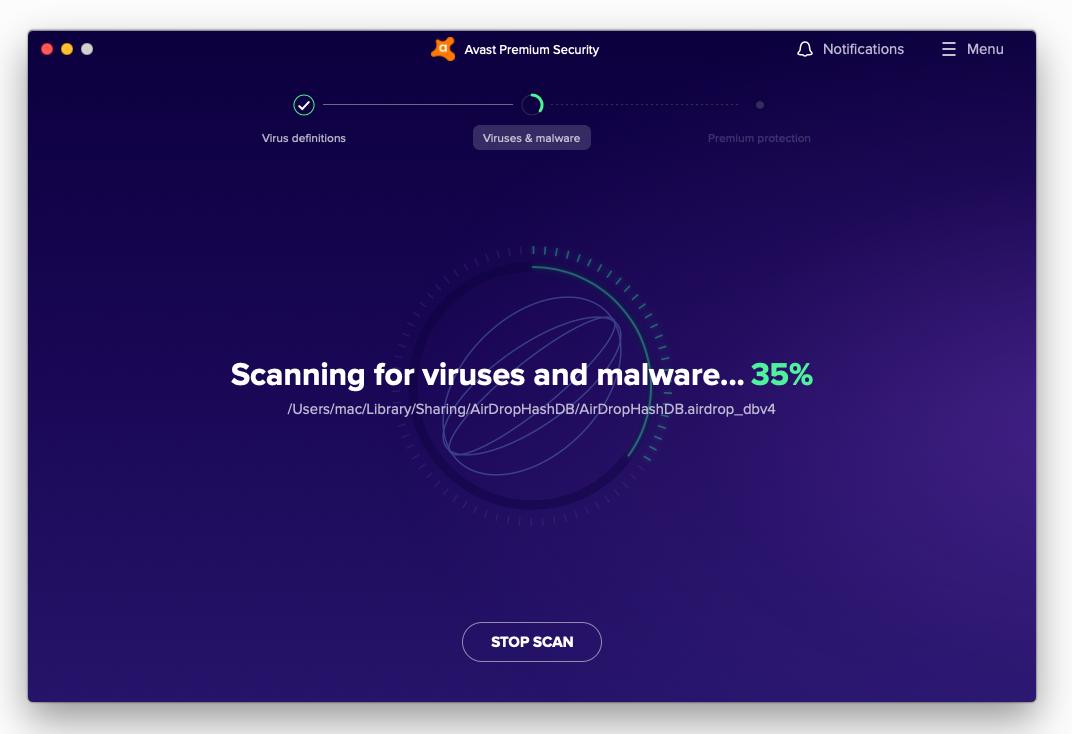 Avast malware scanner for mac windows 7