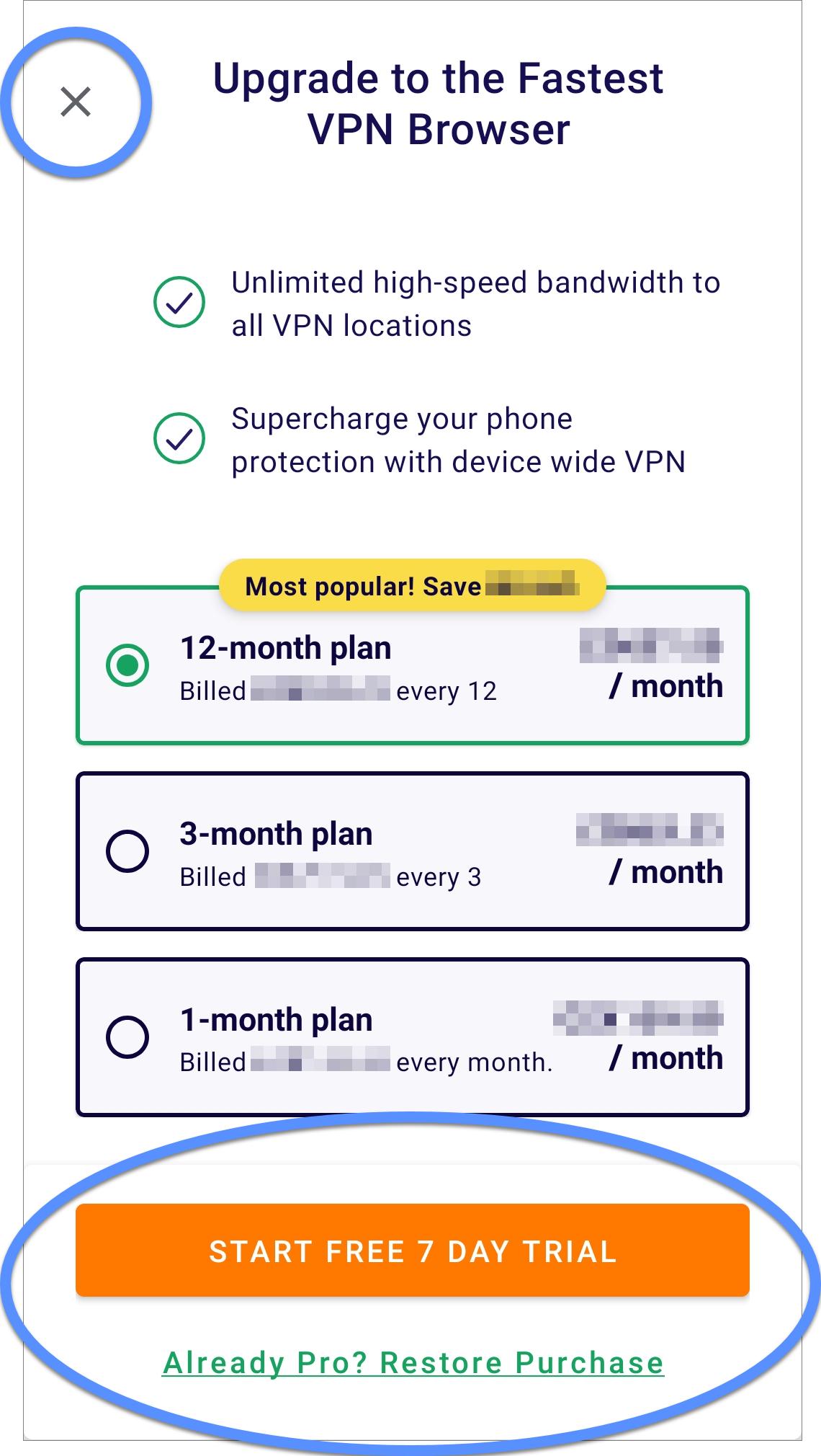 Installing Avast Secure Browser Avast