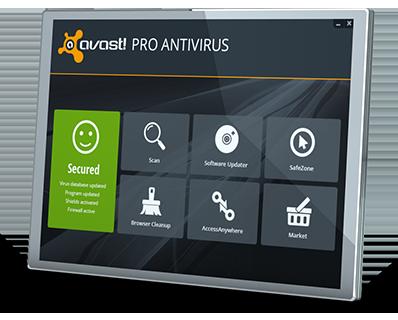 Avast Antivirus Pro v8